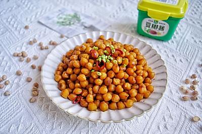 酱香鹰嘴豆