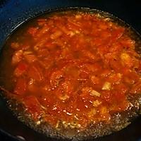 西红柿鸡汤面的做法图解6