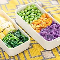 健康便当(紫薯泥、鸡胸肉蛋卷)的做法图解7