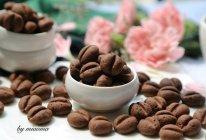 咖啡豆饼干的做法