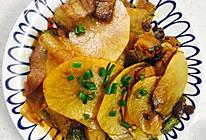 土豆回锅肉 懒人回锅肉的做法
