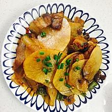 土豆回锅肉 懒人回锅肉
