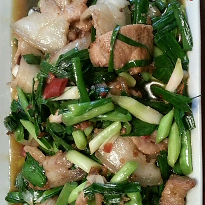 回锅肉(川菜中最喜爱、最大众之菜)的做法 步骤1