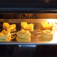 椰蓉爱心面包 | 冬日里的小温暖的做法图解11