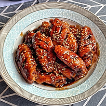 #中秋团圆食味#鲜嫩多汁全家都爱可乐鸡翅