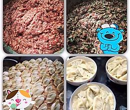 清真 家常牛肉饺子的做法