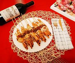泰式甜辣绷带虾#节后清肠大作战#的做法