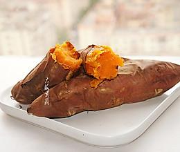 #夏日撩人滋味#炸红薯的做法