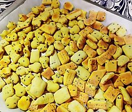 减肥期零食全麦饼干的做法