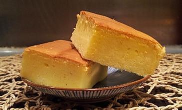 棉花蛋糕——细柔绵软 好吃得停不了口