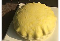 榴莲千层蛋糕(手绘涂鸦)的做法