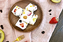 水果酸奶薄脆的做法