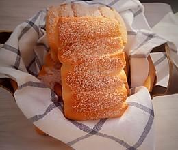 炼乳面包的做法