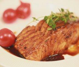 最简单的仪式感料理:照烧三文鱼的做法