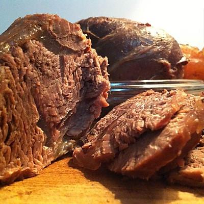 醇香不腻——酱牛肉(牛腱子)