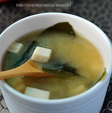 日式味噌汤