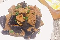 香菇木耳烤麸的做法