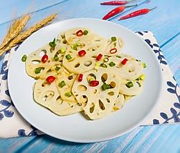 #餐桌上的春日限定#醋溜藕片的做法