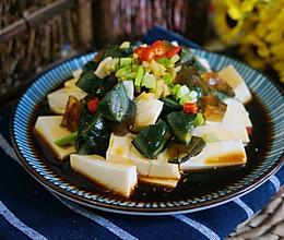 皮蛋豆腐#舌尖上的春宴#的做法
