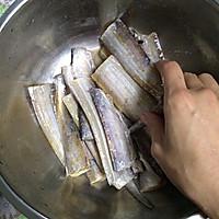 红烧带鱼的做法图解2