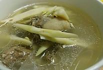 鲜笋鸭汤的做法
