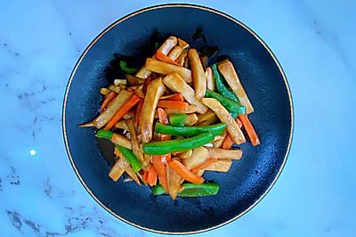 【孕妇食谱】蚝油杏鲍菇,健康又营养,比肉还好吃!