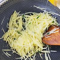 彩椒土豆丝的做法图解7