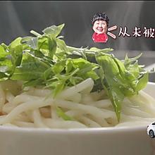 《年味有FUN》丨潘粤明最爱的香椿面