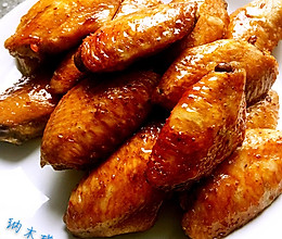 秘制烤鸡翅的做法