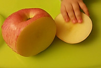 六个月宝宝辅食苹果泥的做法