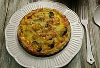 【蔓德拉的厨房】法式蔬菜咸酥派的做法