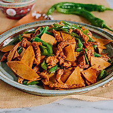 千张肉丝 | 最家常的豆腐皮,比山珍海味更解馋