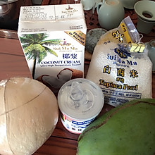 芒果椰浆西米露(杨枝甘露西米露)