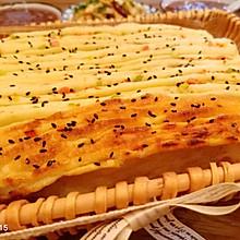 #憋在家里吃什么#生煎椒盐花卷