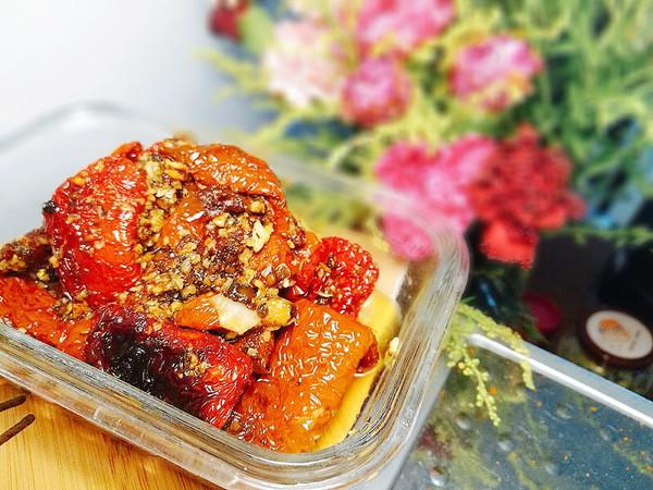 【小F私房】意式橄榄油浸日晒番茄干的做法
