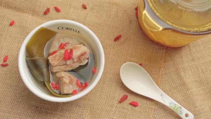 海带排骨汤——春天必学养生滋补汤品