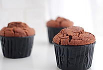 巧克力杯子蛋糕 Chocolate Cupcakes的做法