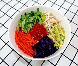 韩式蔬菜拌饭(附拌饭酱配方)#母亲节,给妈妈做道菜#的做法