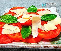 意式番茄色拉的做法