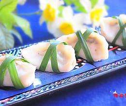 立秋之茴香馅饺子#自己做更健康#的做法