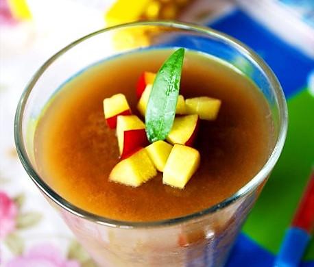 香蕉奶茶布丁