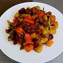 唐果料理——法国红酒炖牛肉(简易版)