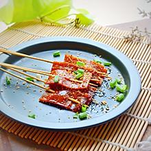 #硬核菜谱制作人#烤豆腐皮