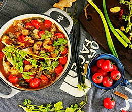 #肉食者联盟#小番茄红烧清江鱼的做法