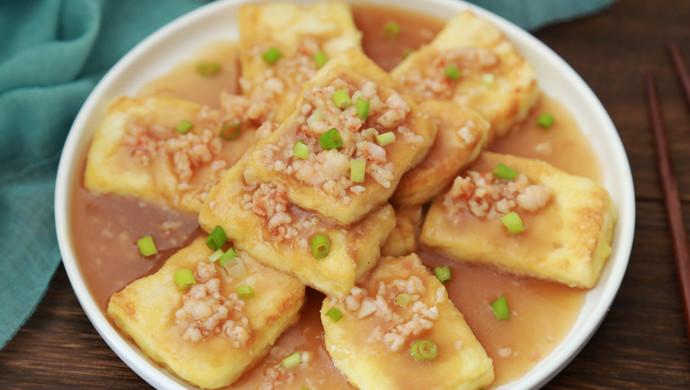 【新品】虾仁锅塌豆腐