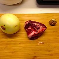[10分钟系列]浓郁黑椒牛肉的做法图解1