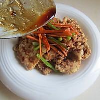 锅包肉的做法图解9