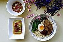 油菜梗和油菜梗油菜叶和肉的做法