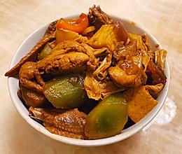 ㊙️重庆鸡公煲-简单零失败❗️的做法