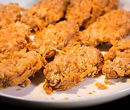 香辣鸡翅,劲脆酥香的做法